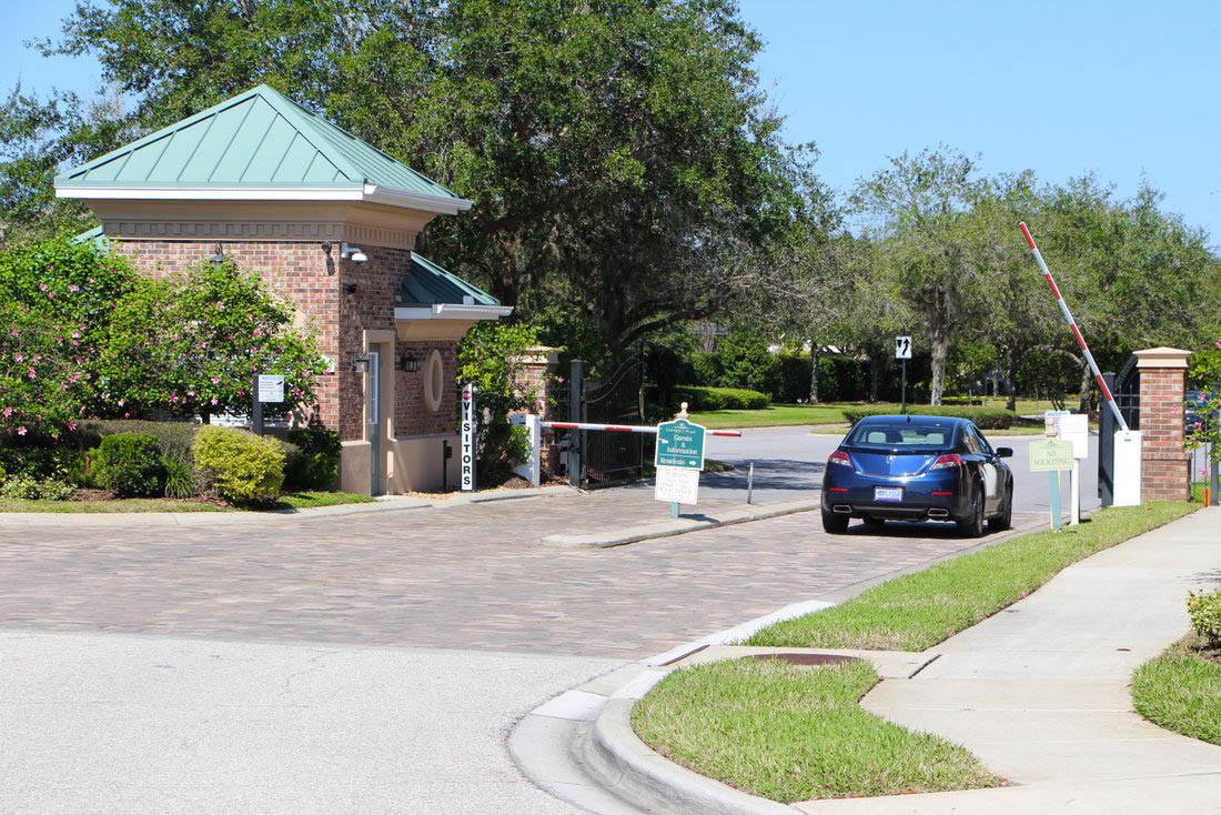 University Place - Front Entrance